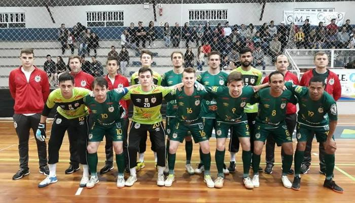 ADAF SAUDADES VENCE E SE GARANTE NA FINAL DO RETURNO DA LIGA CATARINENSE